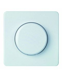 Elso ELG227014 ZP met knop voor Dimmer Fashion/Riva/Scala Puur Wit